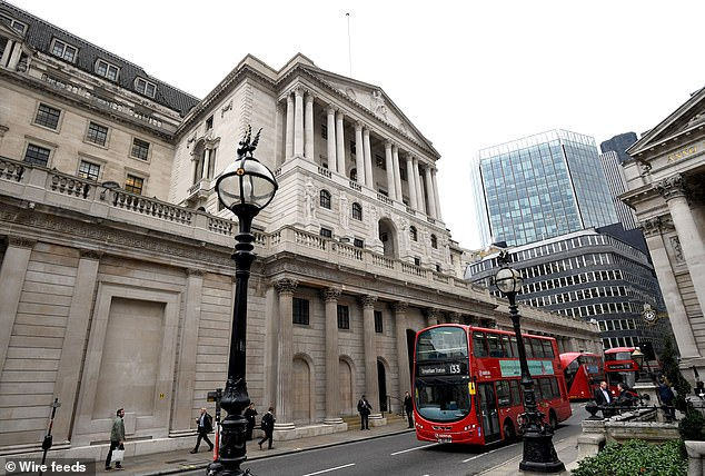 As well as having to contend with the genuine uncertainty that has come with Brexit, the interest rate setting committee at the Bank of England (pictured) has to contend with political noise.