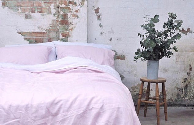 Piglet Bed Linen , £138.Our colleague Catherine recommends swapping your feather or synthetic duvet and pillows for wool ones and investing in a good quality linen duvet cover