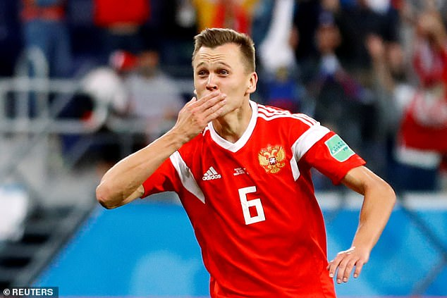 Denis Cheryshev is under investigation by Spain's doping agency after his father's comments