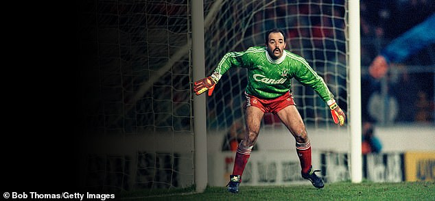 Grobbelaar told Liverpool great Ray Clemence he would take his place shortly after joining