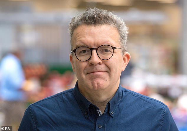 Labour deputy leader Tom Watson, above, said problem gambling was a 'public health emergency'. The new report calls for Premier League football clubs  to end sponsorship deals with gambling firms