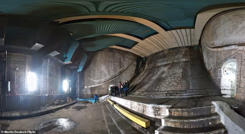 Tower Bridge's Bascule Chambers is one of London's greatest hidden spaces. On rare occasions the space is opened up for public use with tours and musical concerts taking place