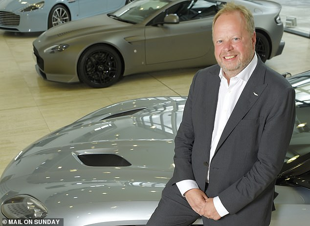Andy Palmer has been the CEO of Aston Martin since 2014. The company has gone through a turnaround in the last four years by investing in manufacturing and engineering.