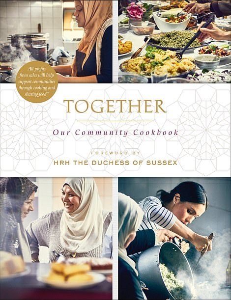 All proceeds for 'Together: Our Community Cookbook' will go back to the Hubb and the book will be available this wee