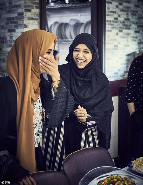 Halima Al-huthaifi and Zahira Ghaswala