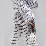 Everything Fendi: Nicki Minaj's style at Milan Fashion Week