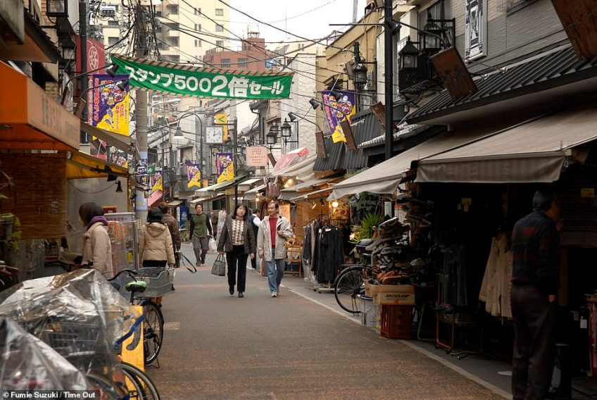 In Yanaka, some of the city's best restaurants, artisan workshops and galleries co-exist with magnificent temples and shrines