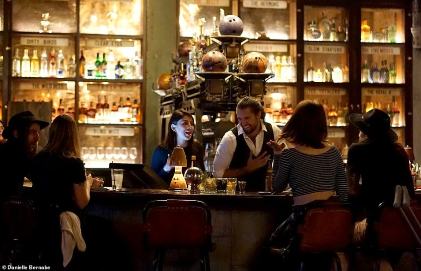 Time Out says: 'Highland Park – LA's leafy, low-key neighbourhood – has shed its former dive-bar vibe to become a hub of handsome cocktail spots'