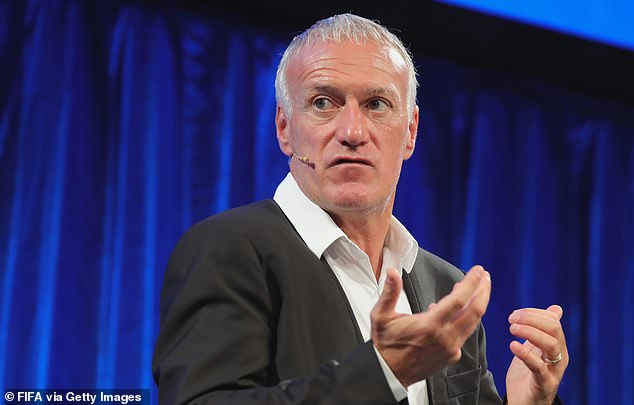 Didier Deschamps was also discussing how France can avoid falling into the same traps