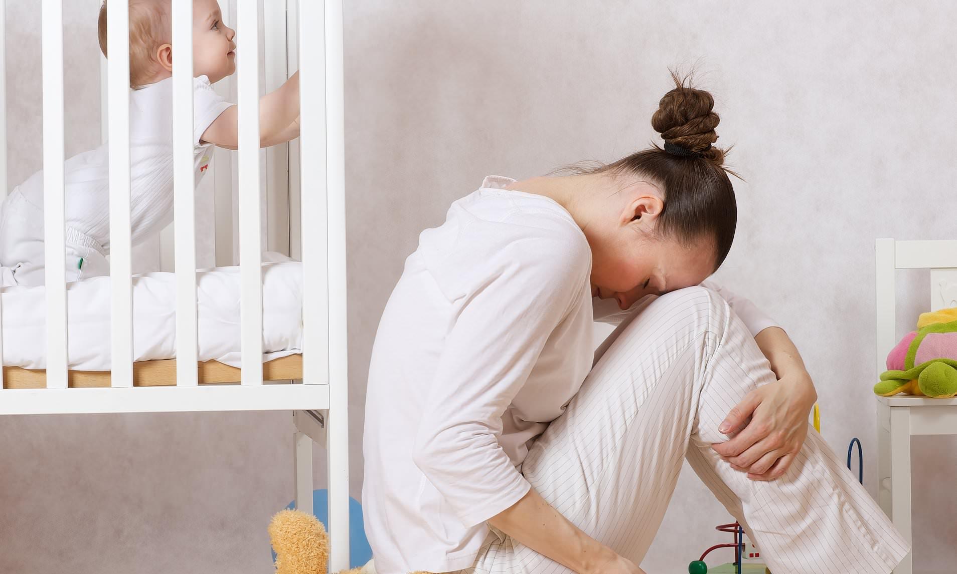 Las mujeres que dan a luz en invierno tienen más probabilidades de sufrir depresión posparto | saludverdes.com