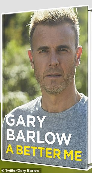 Gary's upcoming memoir A Better Me: The Official Autobiography