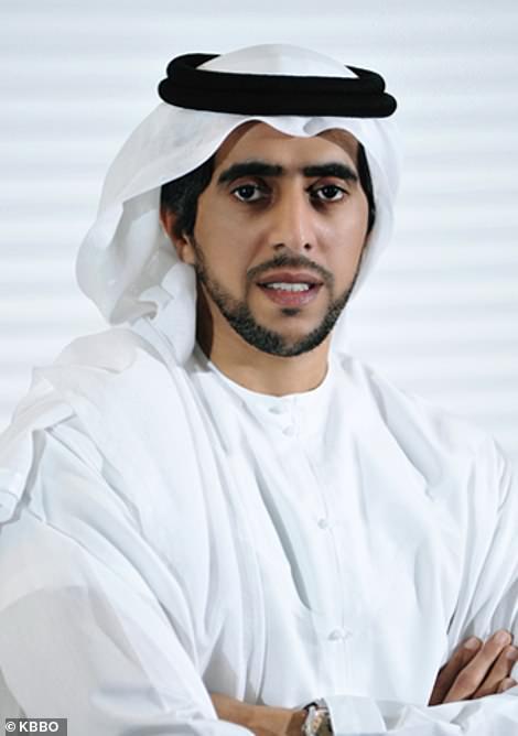 Khalifa bin Butti al-Muhairi