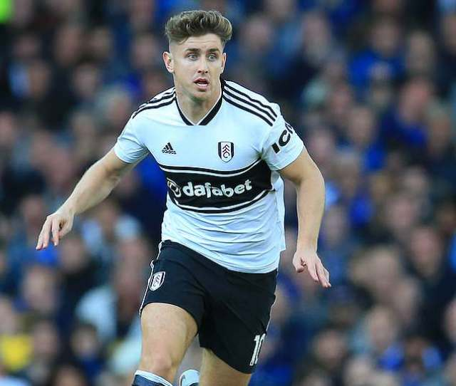 Fulhams Tom Cairney Has Played For Scotland Twice But Is Still Eligible To Play For England