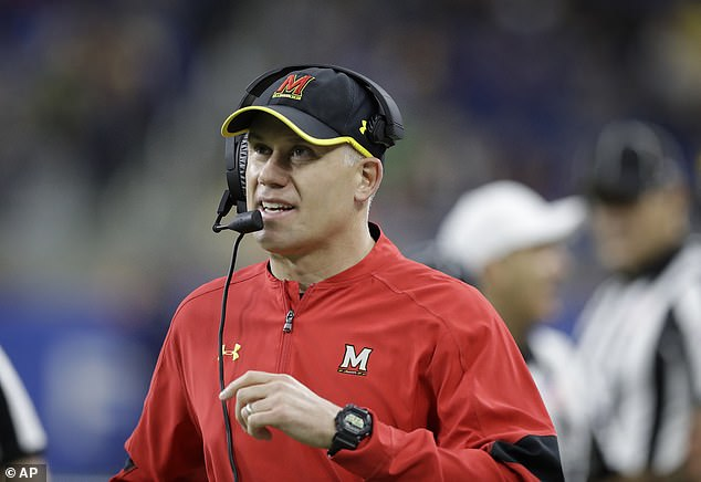 Maryland placed head coach DJ Durkin on administrative leave Saturday while the school scrutinizes allegations of poor behavior by the football staff