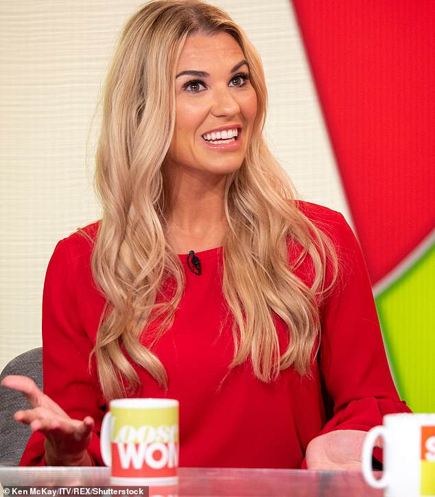 Big names: Christine McGuinness is rumored to make an appearance on the show