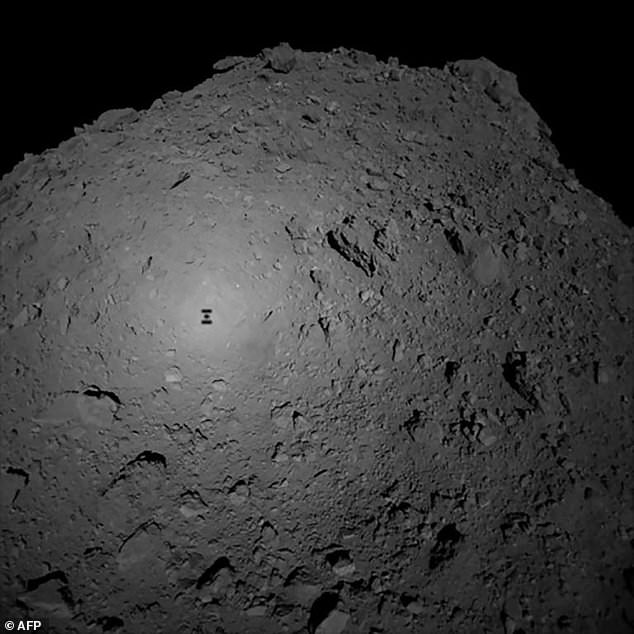 Last week, JAXA successfully landed a new 22lbs (10kg) observation robot known as MASCOT - 'Mobile Asteroid Surface Scout - on the space rock. The surface of the asteroid is more rugged than scientists initially thought