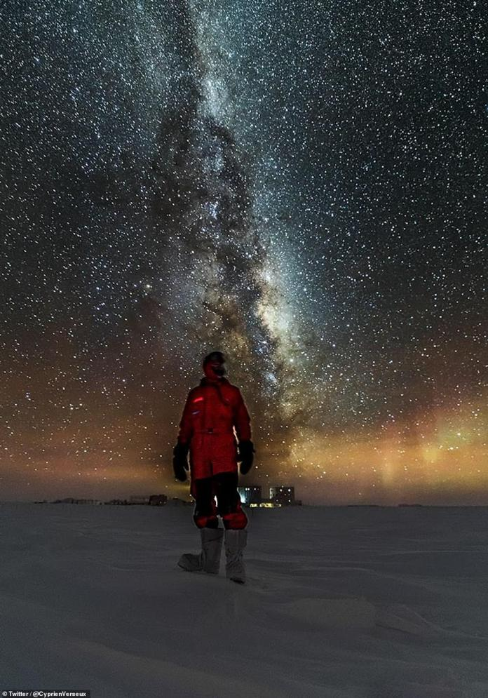 In the night sky Cyprien admires the stars above. The international space station is closer to civilisation than the team. The difficulties of embarking on these expeditions make for a fascinating read as Dr Verseux and a small group of scientists are alone at the base in the depths of an Antarctic winter, where even bacteria cannot survive