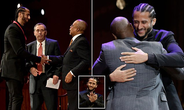Image result for Colin Kaepernick, Dave Chappelle to Receive Harvard Black Culture Awards