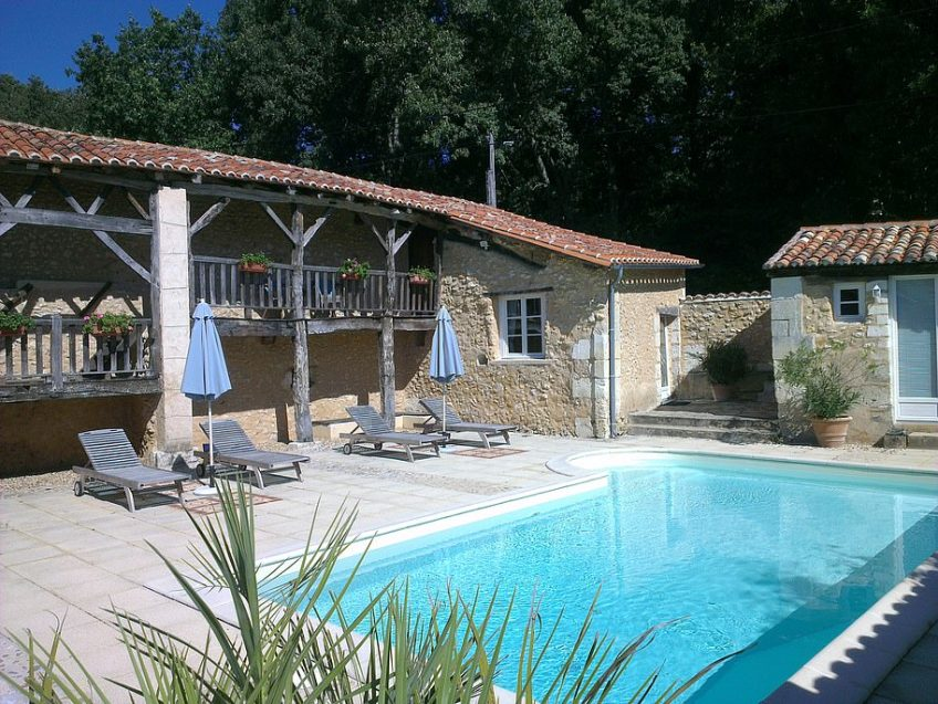 Lolling by the swimming pool may well become a top priority for the buyers and their guests