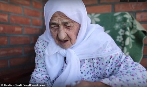 Koku Istambulova is 129 according to her Russian passport and pension papers