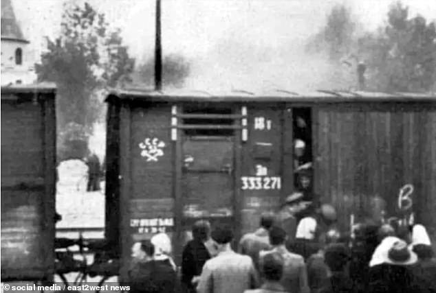 Koku said young Caucasus girls died because from the rupturing of their bladders - they were ashamed to go to the toilet in crowded stinking the crowded trains