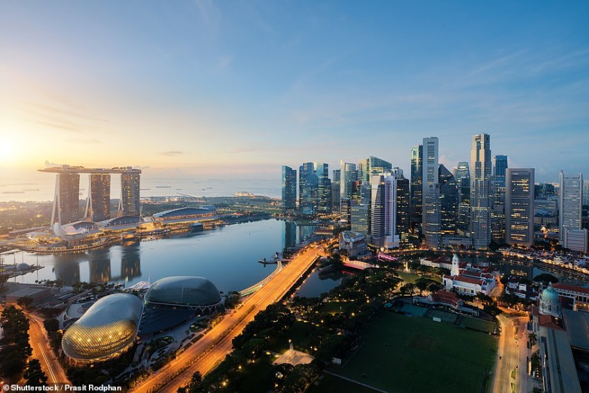 Looking for more money and a wider social circle? Singapore is the place for you