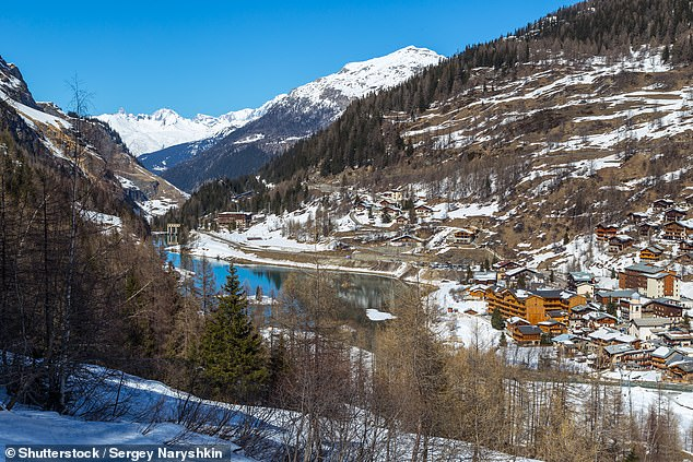 Authentic experience: Tignes Les Brevieres is an attractive Savoyard village