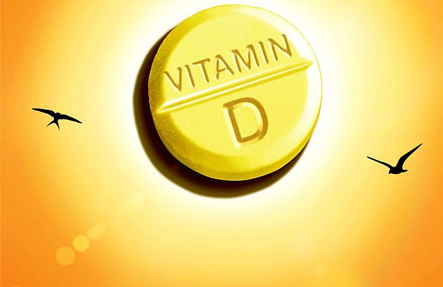 Public Health England has already asked people to take vitamin D supplements in the months of October and March
