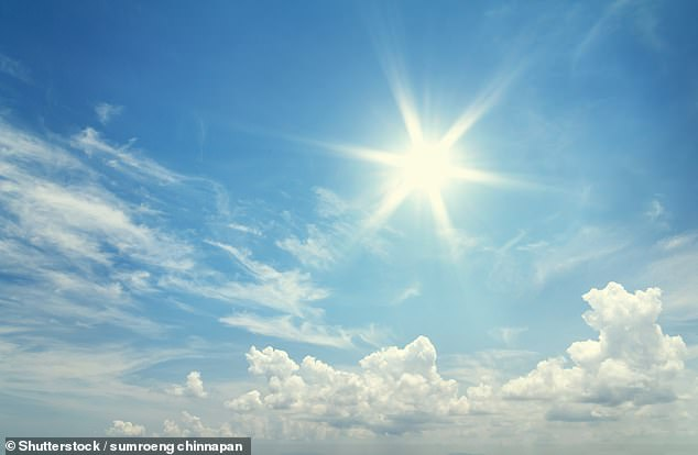 Vitamin D is a hormone produced primarily by the body in the skin in response to ultraviolet rays from the sun (Stock Image)