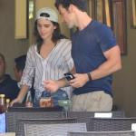 Emma Watson and new boo Brendan Wallace pack on the PDA in Mexico