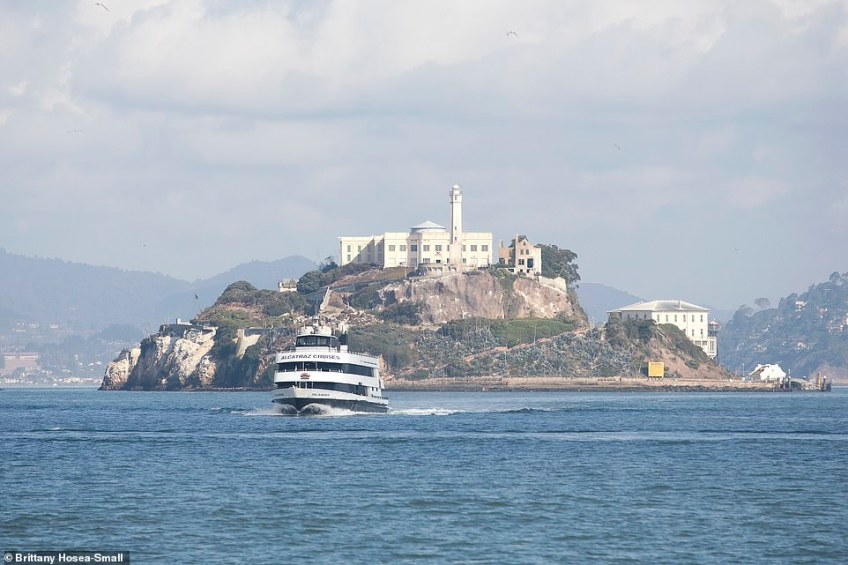 Crowds flock to Alcatraz to visit the famous island prison, but a TripAdvisor tour that is available sees tourists gain early entry to the jail cells