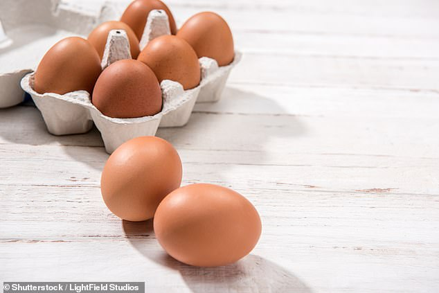 The eggs factor: Eggs are an excellent - and affordable - source of protein, especially the whites which have virtually no nutritional down-sides