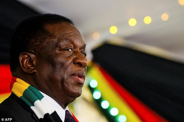 Zimbabwe President Emmerson Mnangagwa appointed the commission of inquiry to probe the deaths of six people after the country's landmark elections