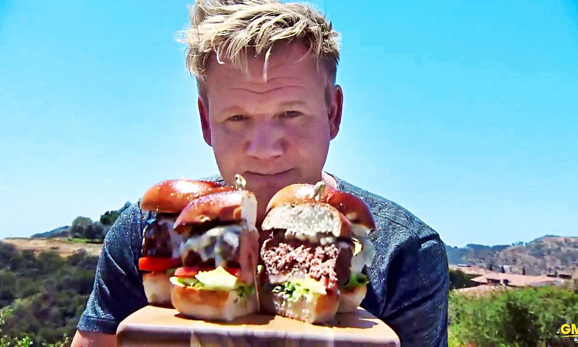 Gordon Ramsay Kitchen Nightmares Burger Kitchen Part 1