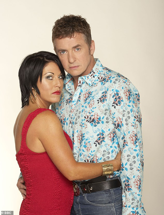 Return:Jessie returned to Albert Square in spring 2018 alongside fellow Slater family members and on-off partner Alfie Moon (played by Shane Richie), who has since departed