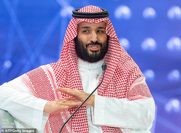 Saudi Arabia's Crown Prince described the murder of Jamal Khashoggi as a ' heinous crime that cannot be justified'