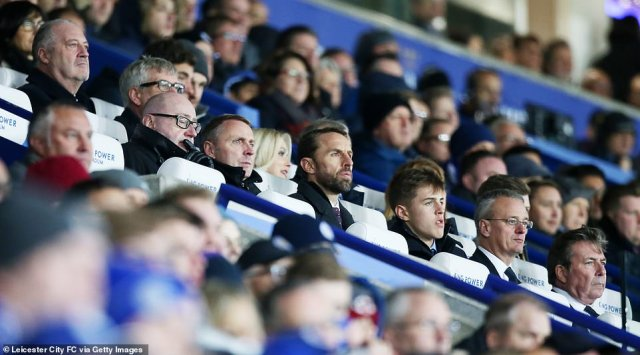 The England manager selected the King Power as his venue of choice with Chilwell, Maguire, Maddison and others to assess