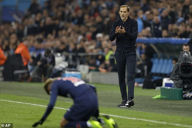 Tuchel admitted after the game it was a tricky situation, but he had needed to set an example