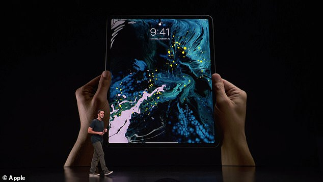"The liquid Retina display gives the devices the hitherto brightest and most color-accurate iPad display. Despite all the high-end components, the devices are the ""thinnest iPad design of all time"""
