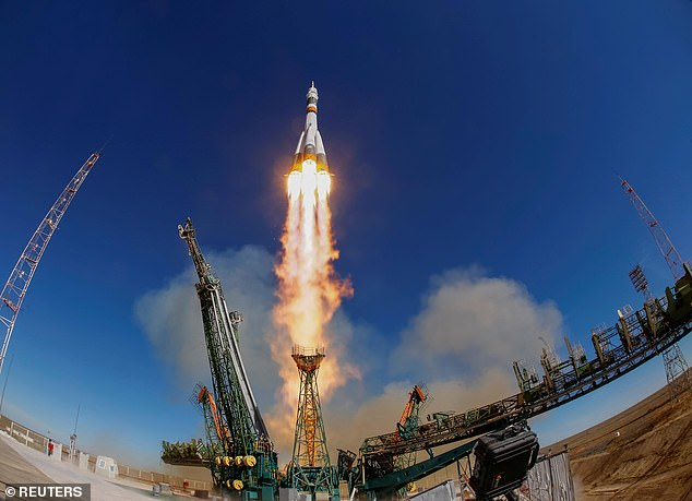 The Soyuz MS-10, carrying the crew of US astronaut Nick Hague and cosmonaut Alexey Ovchinin of Russia, will leave Kazakhstan on 11 October 2018 seconds before the launch of the Baikonur (Kazakhstan) spaceport to the International Space Station ISS canceled