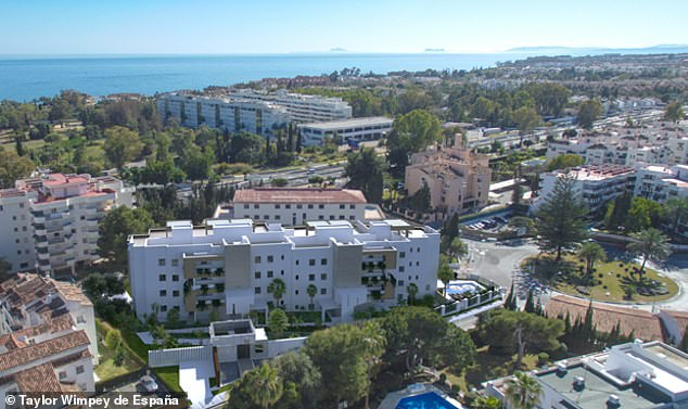 House prices in Marbella, Spain, have risen 11% on average since 2016