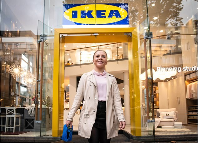 Ikea's first planning studio recently opened on Tottenham Court Road in London
