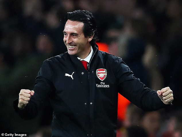 Unai Emery's team is in good form, but they started the season with defeats against Man City and Chelsea