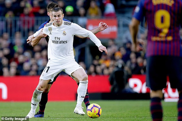 Bale has not risen yet and has become the club's talismanic figure since Cristiano Ronaldo left