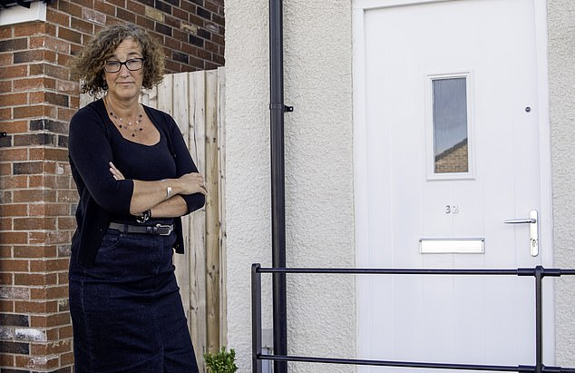 Leasehold Prisoner Lynn Myers says her condition affects her mental and physical health