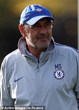 Sarri has already received much praise from the British press