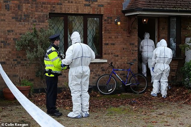 A man had his genitals and eyelids cut off and placed on the mantelpiece during a horrific killing at his home in Dublin