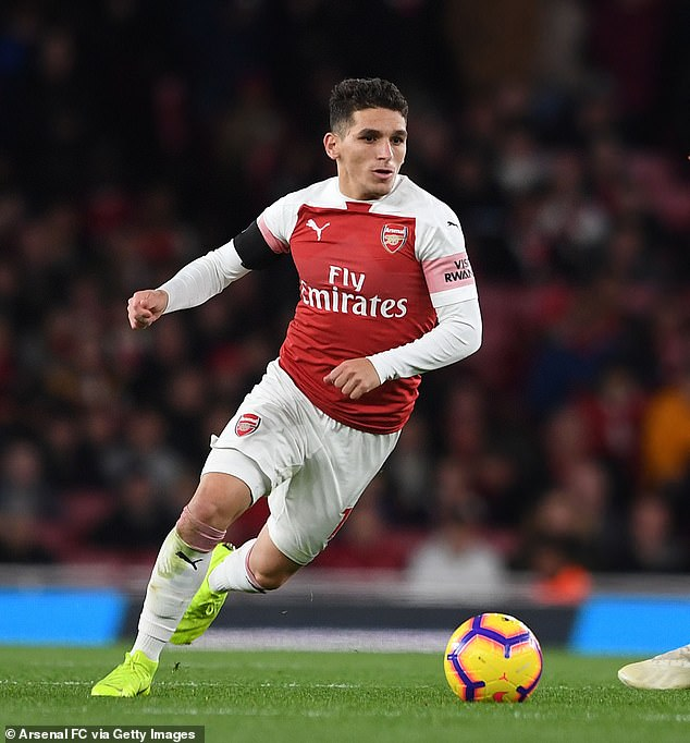 I like Lucas Torreira in midfield - he was able to hold in midfield and had a good attitude