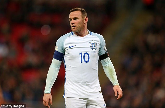Wayne Rooney will play one final game for England at Wembley Stadium in November