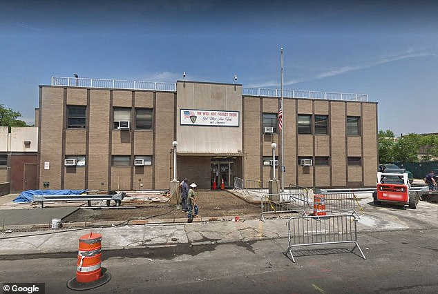 The 72 Precinct in Brooklyn has been hit with a slew of other salacious allegations recently including a cop being involved in a prostitution ring and the Deputy Inspector being accused of shaking down a business for $80,000 in plane tickets